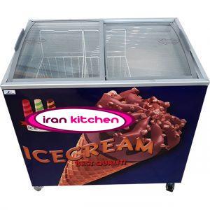فریزر بستنی صندوقی ۳۰۰ لیتری