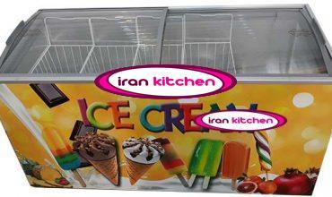 فریزر بستنی فروشی صندوقی