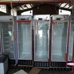 خط تولید یخچال نوشیدنی 60 سانتی در کارخانه