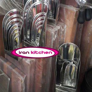 تخته آشپز خانه چوبی مدل گوشت