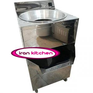 دستگاه حلیم صاف کن جهت حلیم پزی