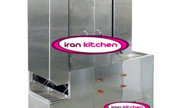 کباب پز تابشی زمرد آسانسوری