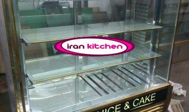 تحویل یخچال مکعبی مشتری از زنجان دی ۹۷