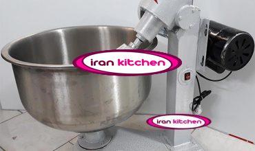 دستگاه خمیر گیر نانوایی 40 کیلو گرمی