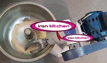 دستگاه کوچک خمیر درست کن 8 کیلوگرمی