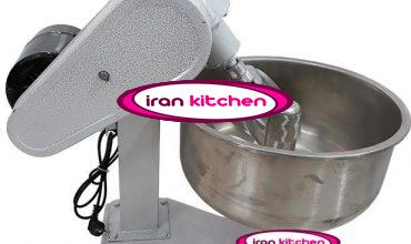 دستگاه خمیر گیر ۱۵ کیلو گرمی پیتزا فروشی