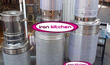 سماور استیل بیست لیتری مارک ایران