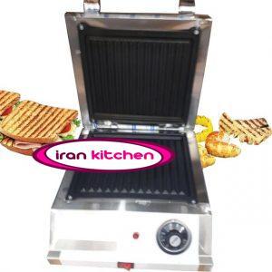 ساندویچ ساز تک صفحه استیل مارک ارتا
