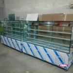 یخچال مکعبی 2 متری شیرینی فروشی
