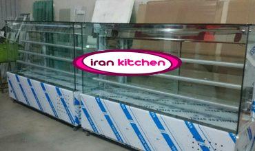 یخچال مکعبی ۲ متری شیرینی فروشی