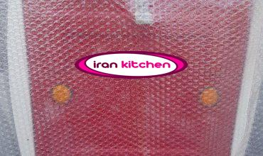 باکس حمل غذا فایبرگلاسی قرمز رنگ