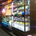 یخچال ایستاده ویترینی آبمیوه فروشی