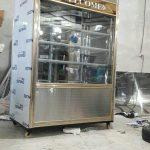 یخچال مغازه ایستاده انباری دار 2 متری