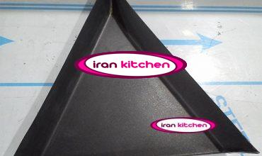 قالب مثلثی پیتزا سایز 30 تفلون درجه یک