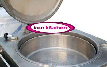 دیگ بخار پز برنج