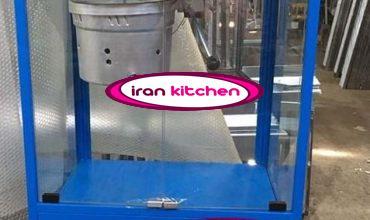 دستگاه رومیزی برای فروشگاه پاپ کرن ساز