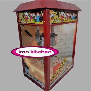 دستگاه برقی فروشگاهی پاپکرن ساز  رومیزی با بهترین کیفیت