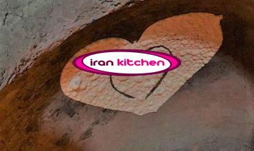 تنور لواش دارای بدنه استیل داخل گلی نانوایی با کیفیت بالا