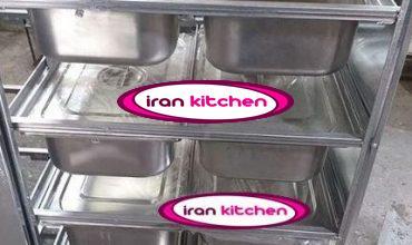 کانتر گرم برای ماشین حمل غذا