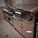 فر اتوماتیک صندوقی پخت پیتزا با کیفیت بسیار بالا