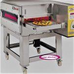 فر پیتزا ریلی زانولی خارجی با کیفیت بالا