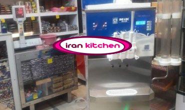دستگاه بستنی با کیفیت بسیار بالا