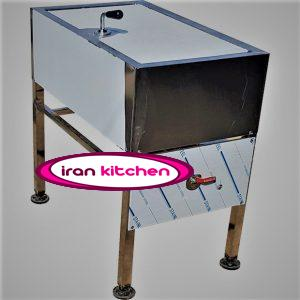 دستگاه دیزی پزی تک سنگ و دارای تک شیر با کیفیت بسیار بالا