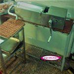 دستگاه کباب لقمه زن با گوشت چرخ کرده با کیفیت بسیار بالا