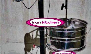 دستگاه پخت تخمه آفتابگردان و کدو با کیفیت بسیار بالا