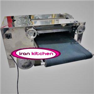 دستگاه خمیر پهن کن نانوایی به صورت رومیزی با کیفیت بسیار بالا