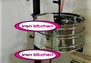 دستگاه فروش تخمه داغ و تازه با کیفیت بسیار بالا