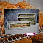 دستگاه دیس پلی هنی پنی مرغ سوخاری با کیفیت بالا