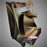 رولر خمیر دارای دهنه 30 سانتی متری با کیفیت بسیار بالا