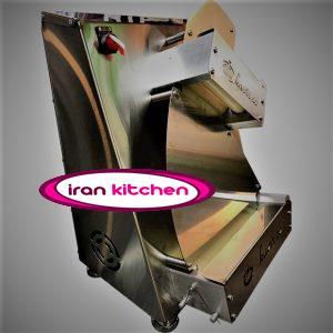 رولر خمیر دارای دهنه ۳۰ سانتی متری با کیفیت بسیار بالا