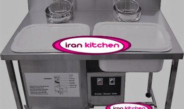 بردینگ دو لگن ایرانی دارای موتور پودر زن مرغ سوخاری با کیفیت بالا