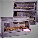 گرمکن دیسپلی ایرانی برای فست فود و مناسب برای مرغ سوخاری
