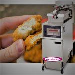 سرخ کن صنعتی هنی پنی و دستگاه مرغ سوخاری با کیفیت بسیار بالا