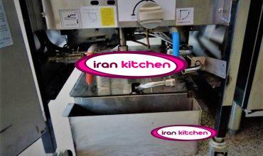 سرخ کن صنعتی هنی پنی و دستگاه مرغ سوخاری