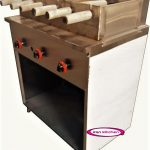 دستگاه چیمنی پخت نان و کیک بستنی با کیفیت بسیار بالا