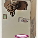 دستگاه گل خامه زن دارای ظرفیت تولید در ساعت 60 لیتر با کیفیت بسیار بالا