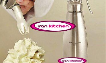 دستگاه گل خامه زن دستی با کیفیت بسیار بالا